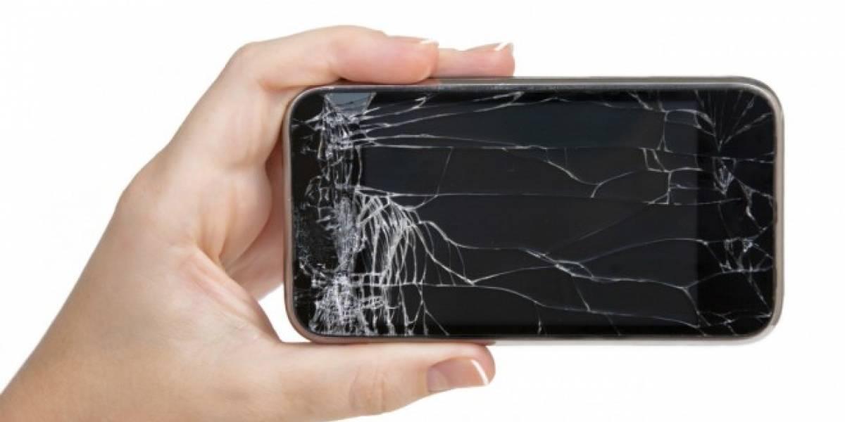 50% de usuarios han roto la pantalla de su smartphone alguna vez, según Motorola