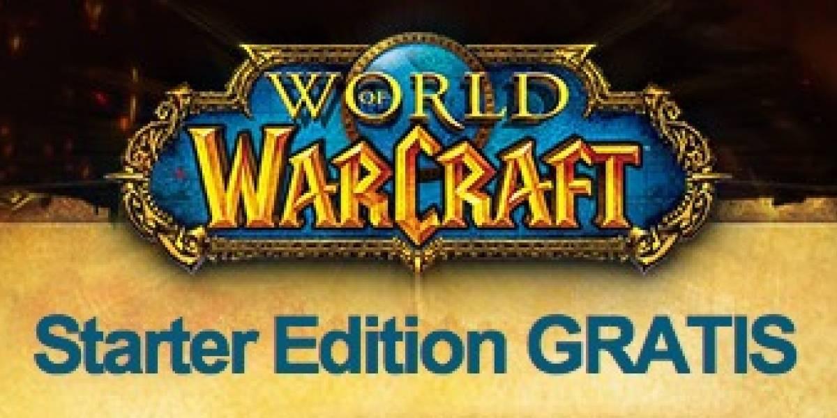 World of Warcraft ahora es gratis... hasta el nivel 20