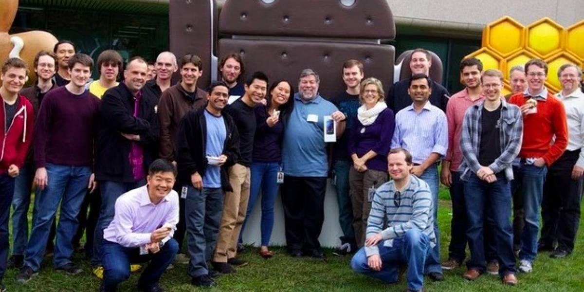 Steve Wozniak piensa que Android supera a iOS en algunas cosas