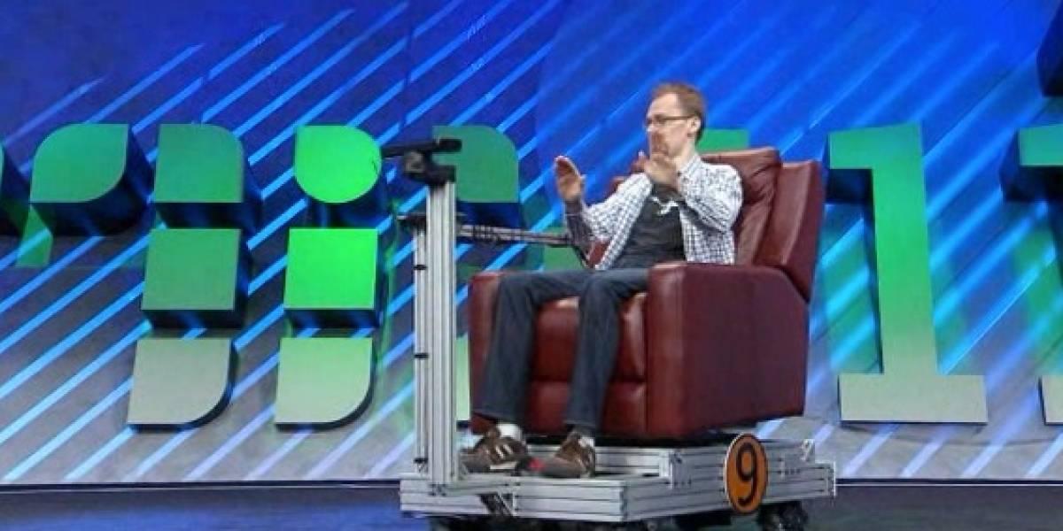 MIX11: Microsoft adelanta características del SDK beta de Kinect para Windows