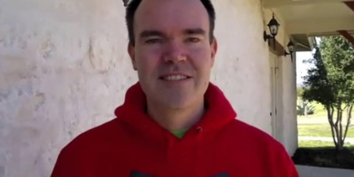 Conversamos con Peter Vesterbacka, el Mighty Eagle de Rovio