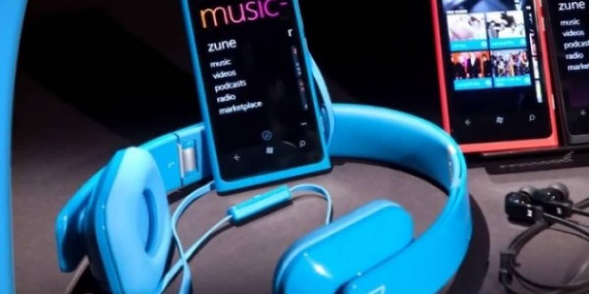 Video: Nokia muestra sus accesorios