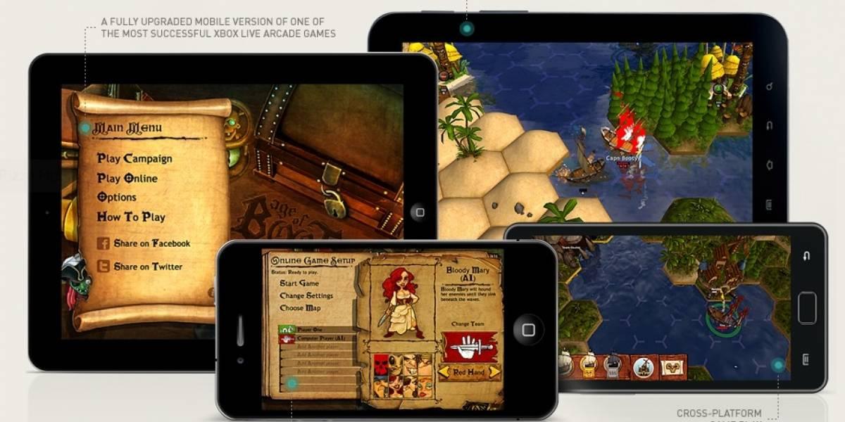 Age Of Booty invita a Android e iOS a unirse a su tripulación pirata