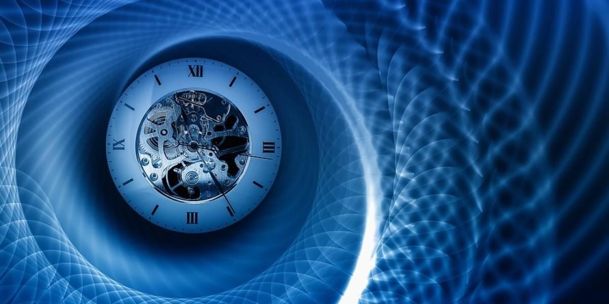 Viajar en el tiempo y su efecto en el dinero