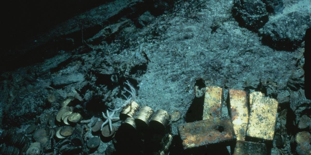 Exhibirán en California enorme tesoro perdido en 1857