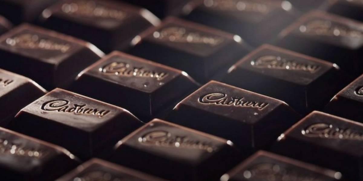 Roban dos camiones con 44 toneladas de chocolate