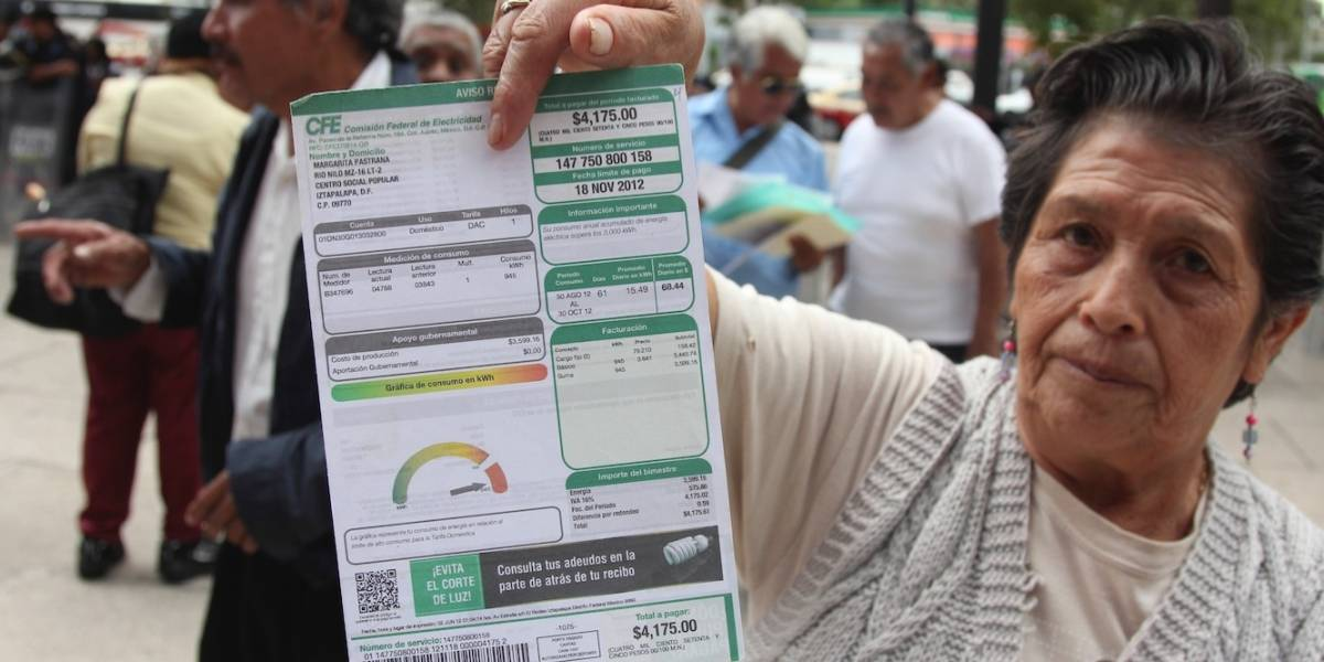 Confirma CFE que no habrá aumento de tarifas eléctricas en 2018