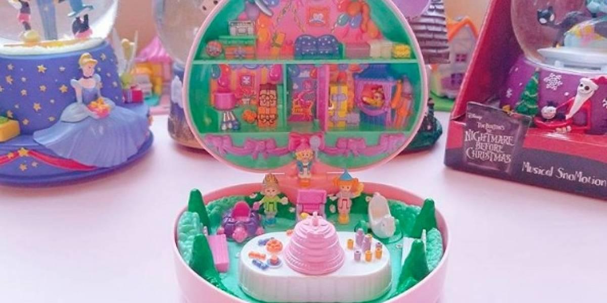 Las Polly Pocket de tu infancia pueden valer una fortuna