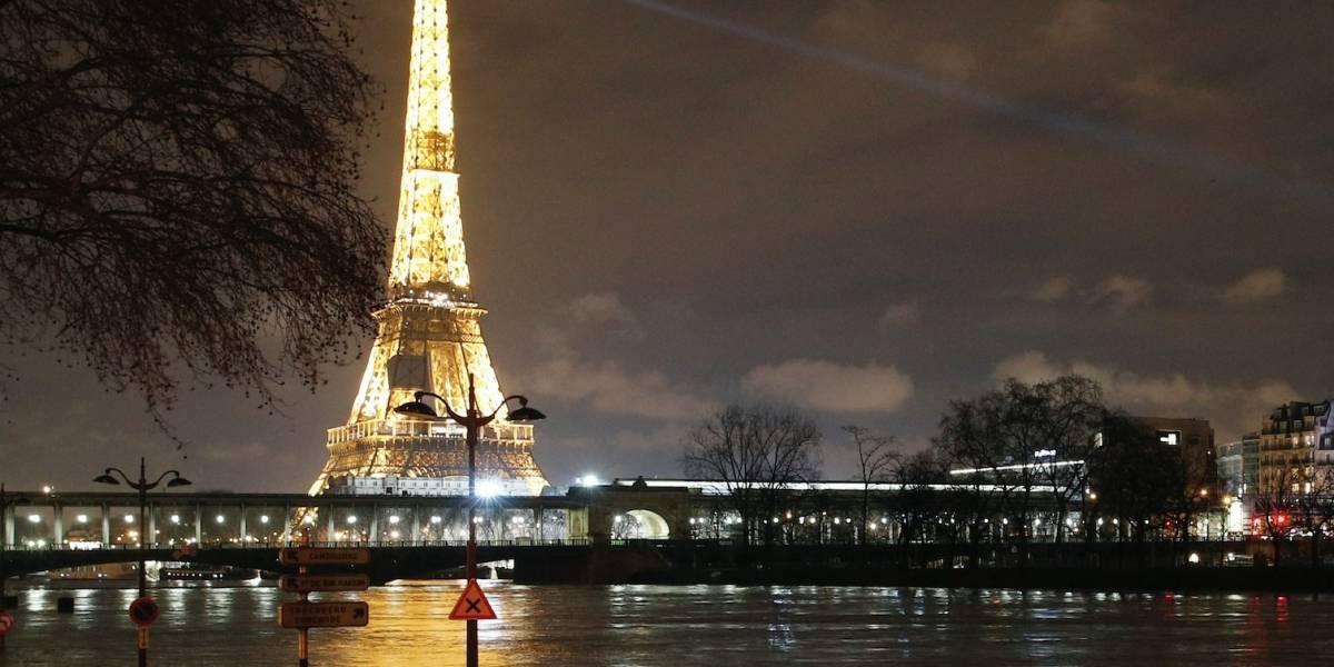 Las crecidas amenazan Normandía tras tocar techo en París