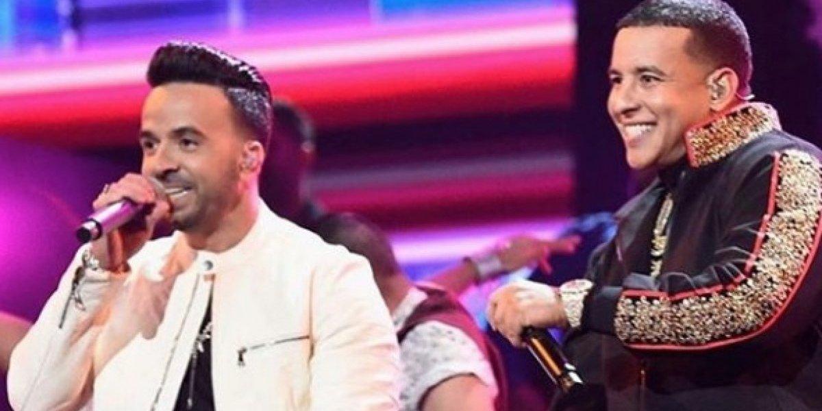 Luis Fonsi no se va con las manos vacías de los Grammy 2018
