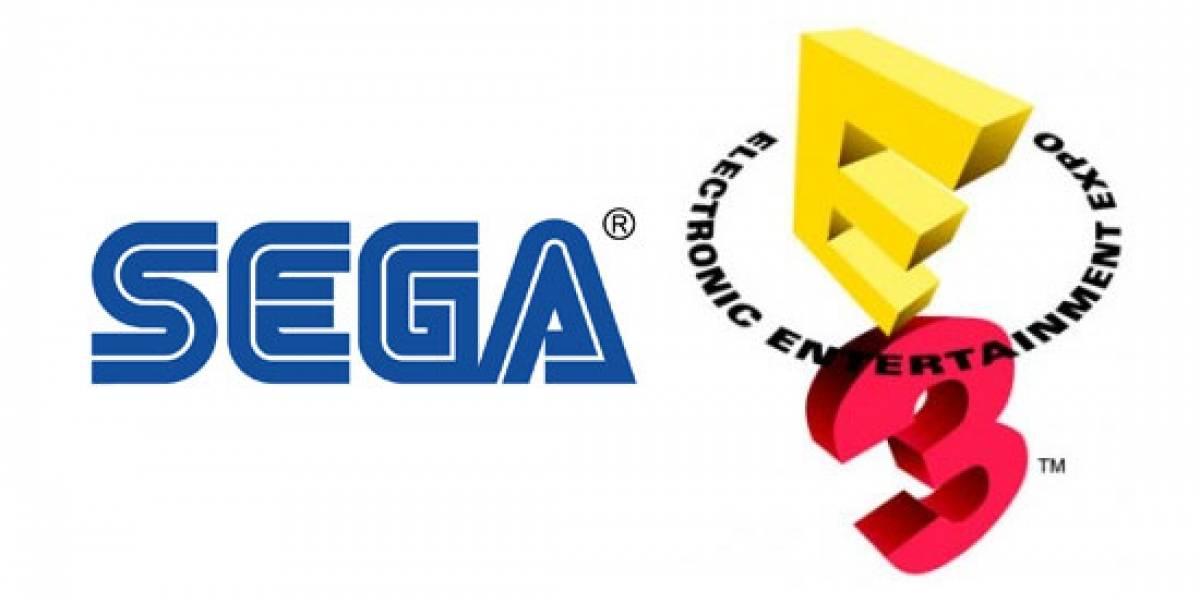 Lo que presentará SEGA en la E3
