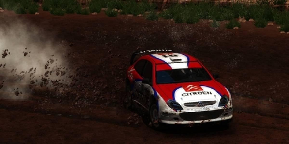 [Labs] Sega Rally Revo
