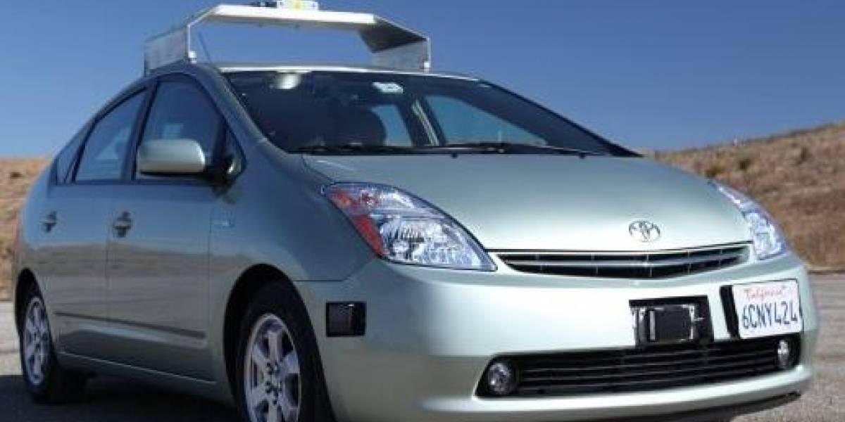 Un viaje dentro del automóvil de Google que se maneja solo [Video]