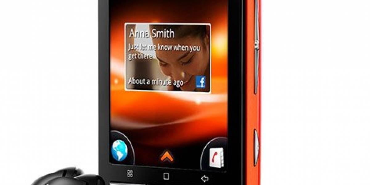 Sony Ericsson lanza su primer Walkman en años: El W8