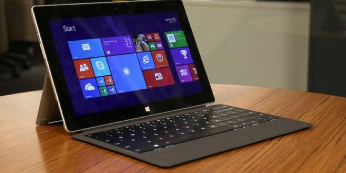 Microsoft prepara al sucesor de la Surface 2 (y no tendrá Windows RT)