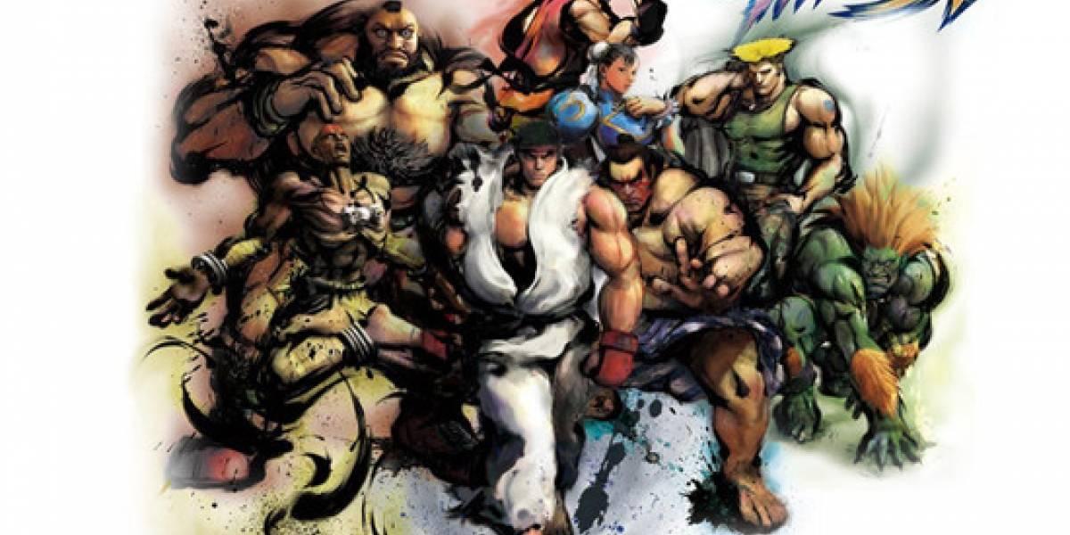 Street Fighter IV supera la marca de los dos millones