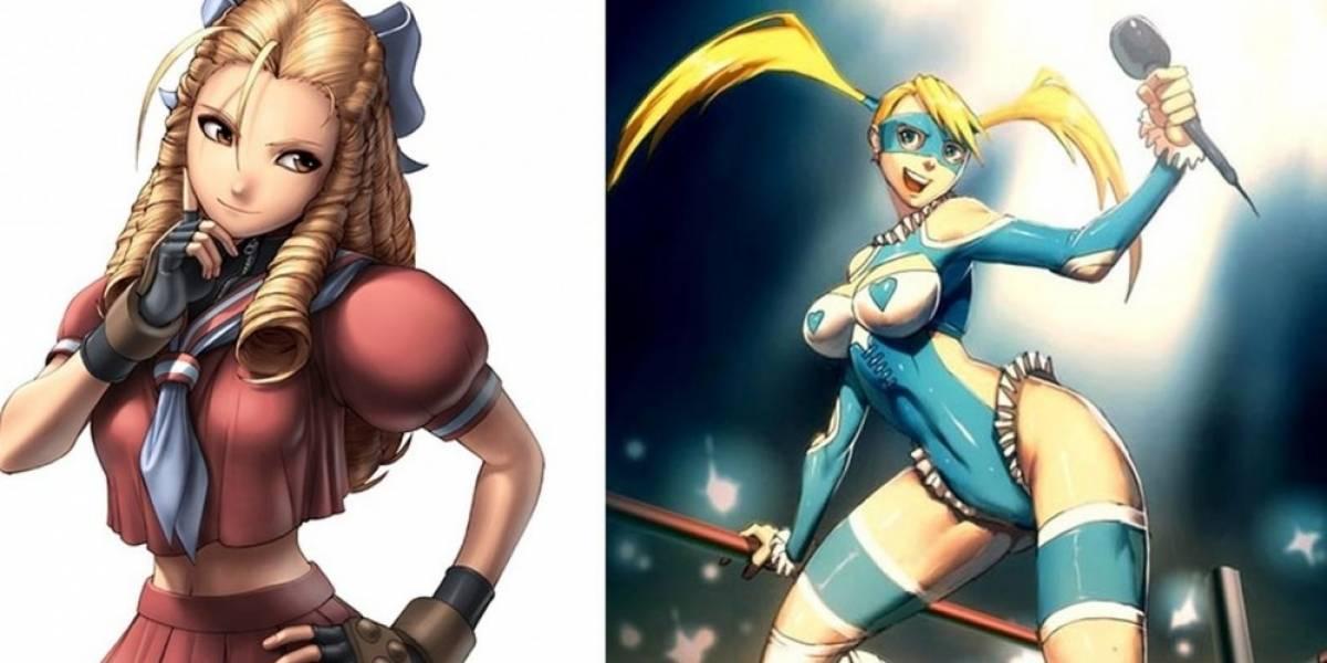 Karin Kanzuki, R. Mika, Alex y Urien podrían estar de regreso en Street Fighter V