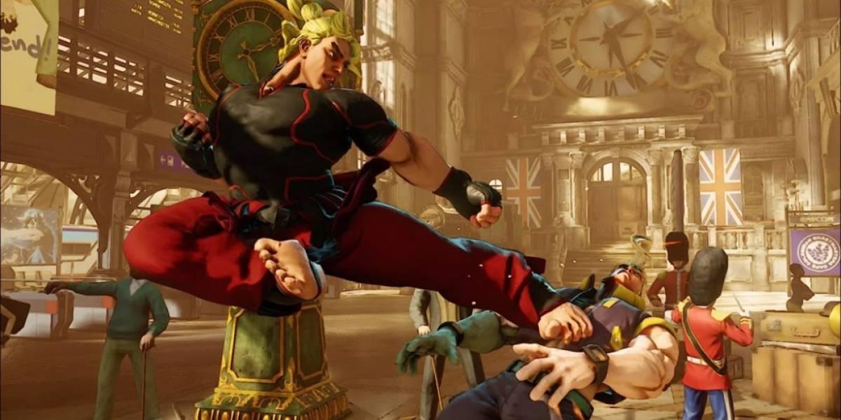 Street Fighter V tendrá lanzamiento simultáneo a nivel mundial