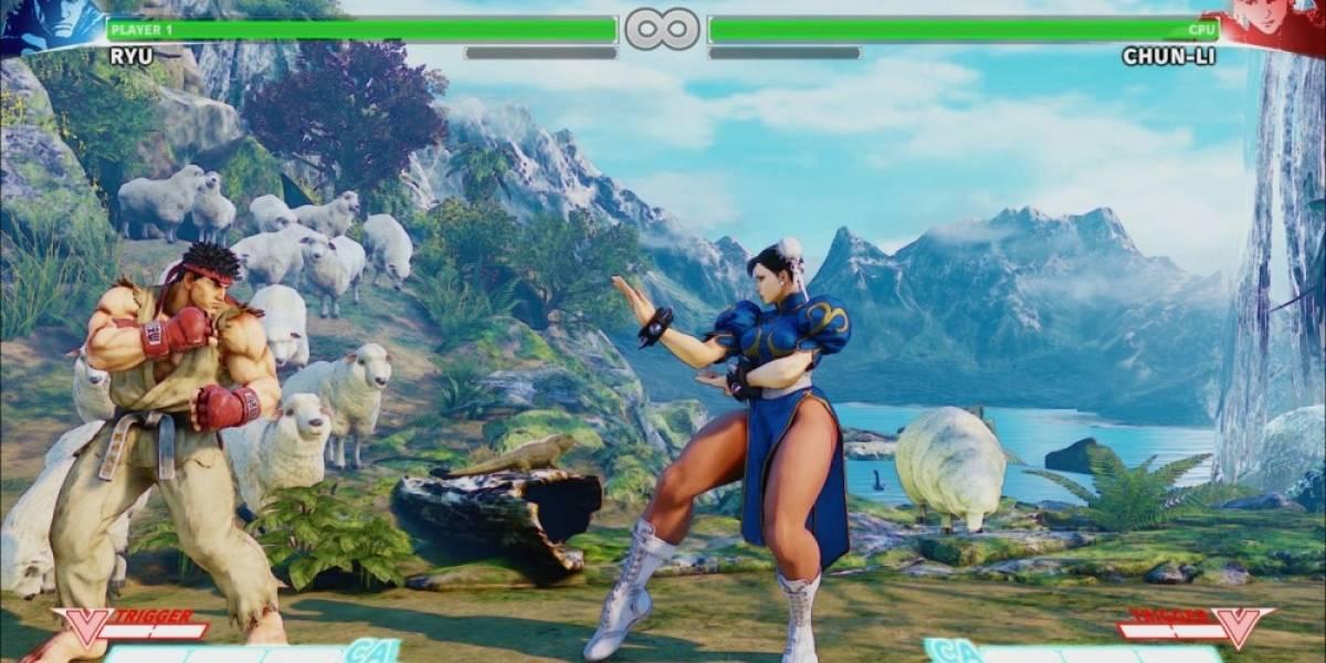 NB Pregunta: ¿Qué les parece el nuevo modelo de venta de Street Fighter V?