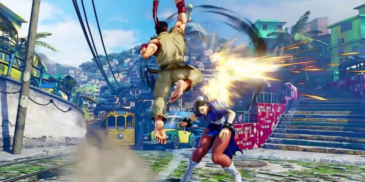 Street Fighter V y su nuevo modelo: todo el DLC se podrá conseguir gratis