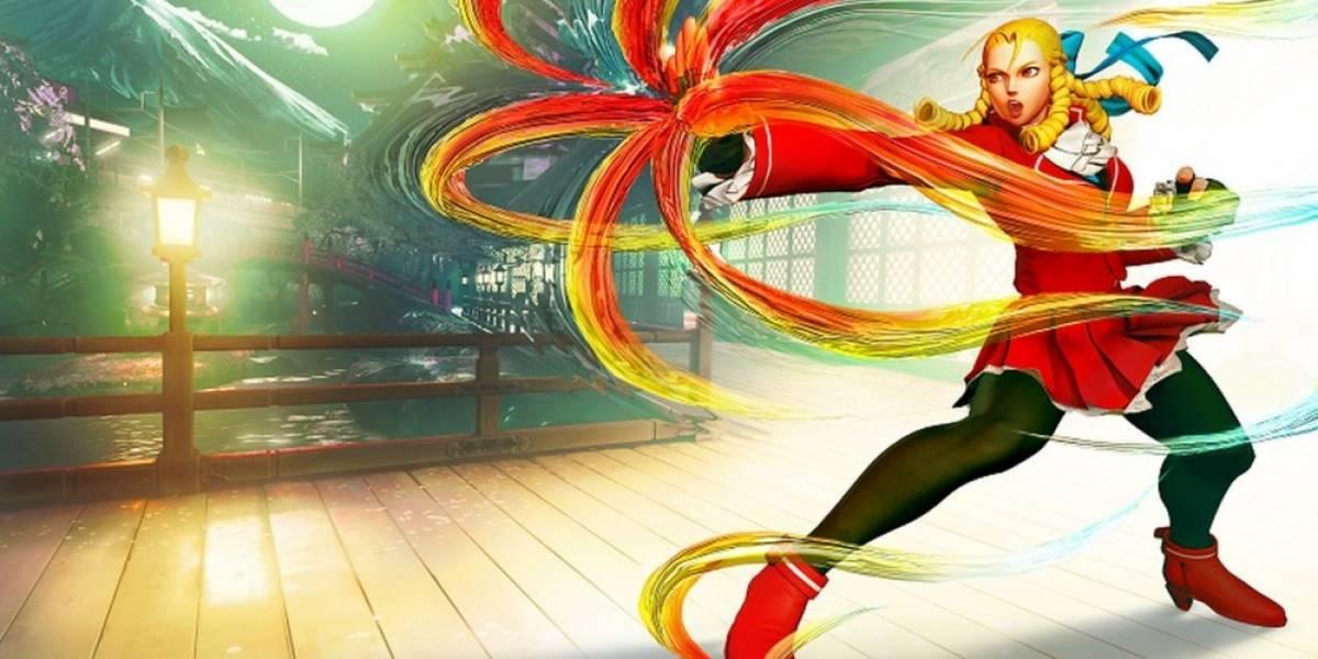 Conozcan las fechas y horarios de la beta de Street Fighter V