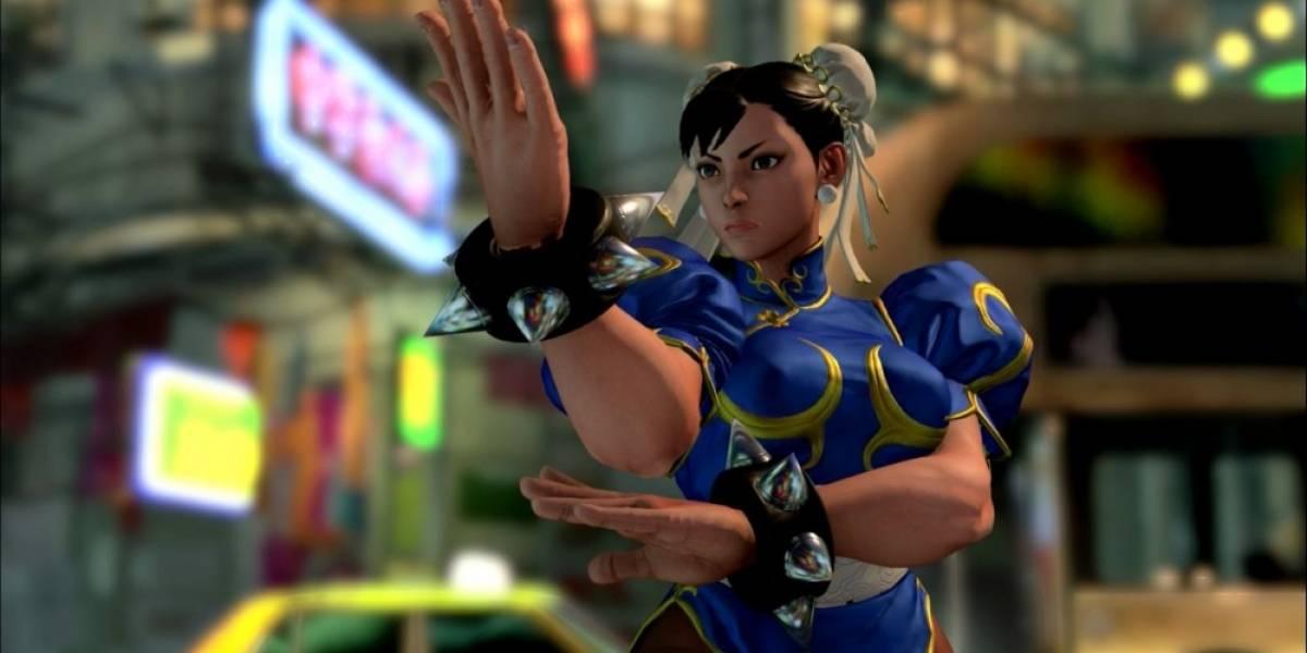 Habrá demo jugable de Street Fighter V en CEO 2015