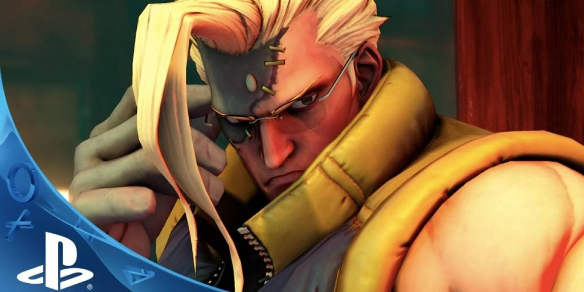 Street Fighter V anuncia beta en PlayStation 4 y PC