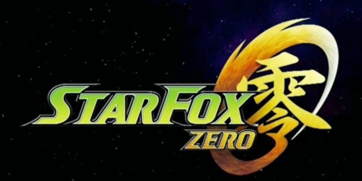 Nintendo anuncia Star Fox: Zero #E32015