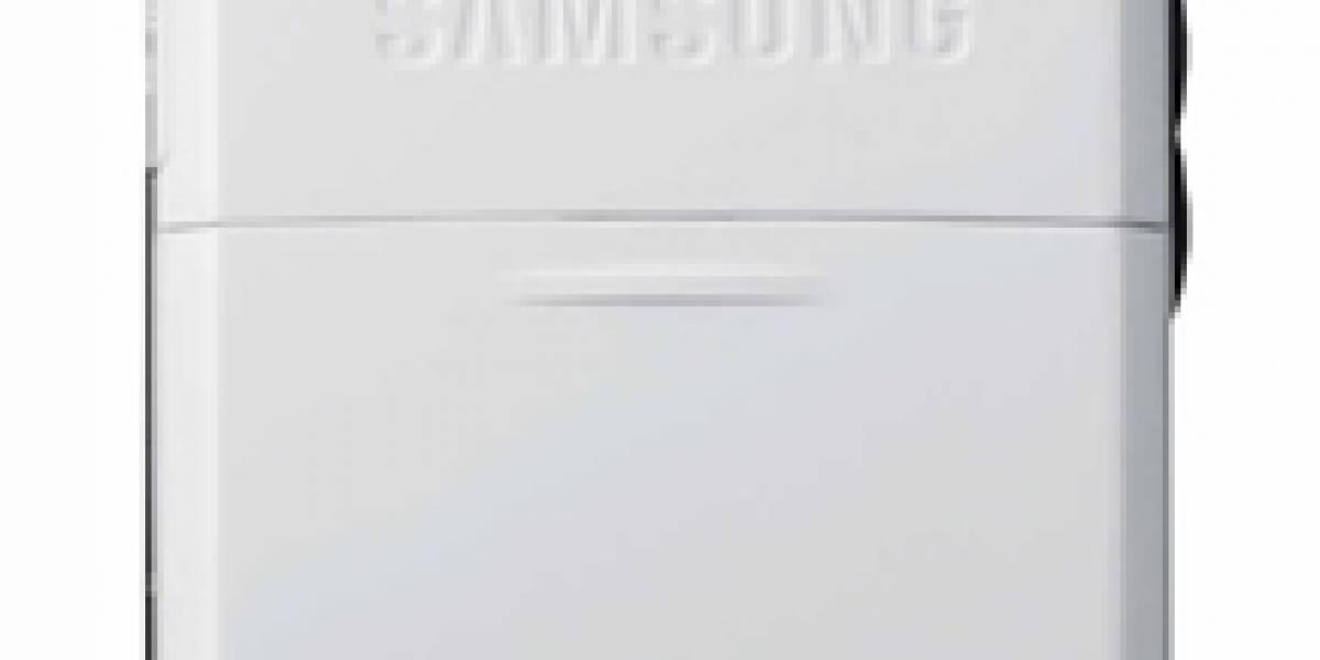 Teléfono + Música + Parlante + Touchwheel + HSDPA: Samsung SGH i450