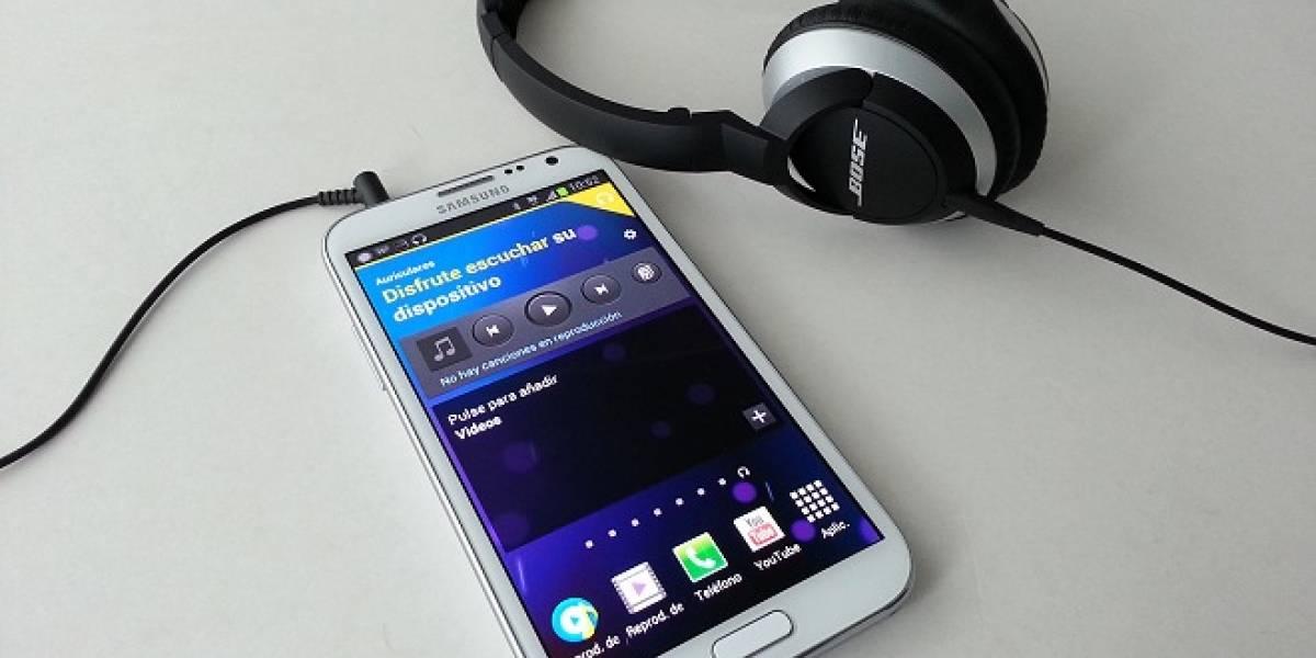 W Tip: Aumenta la potencia de volumen en tu Samsung Galaxy Note II (GT-N7100)