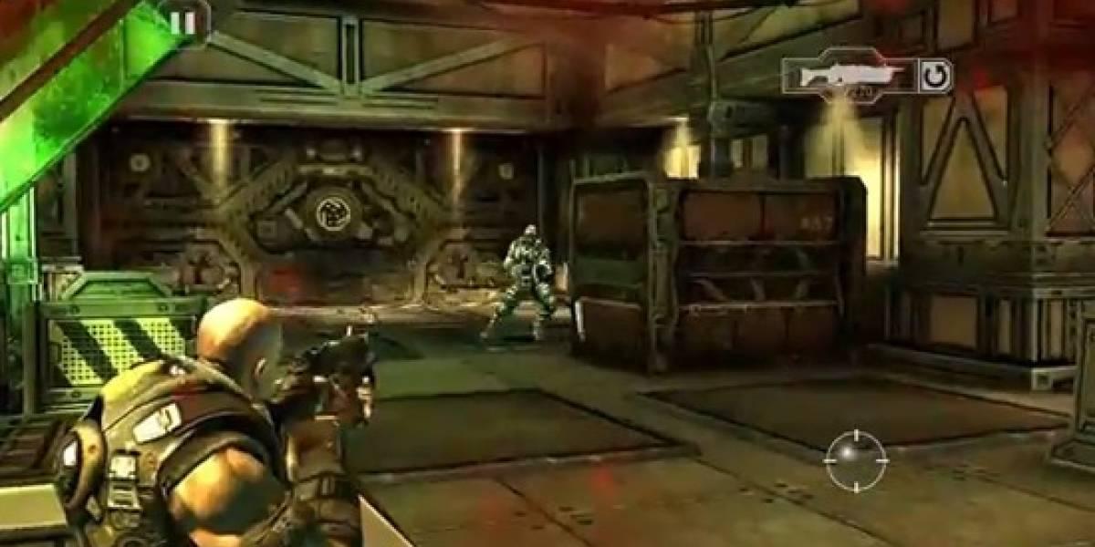 E3 2011: Shadowgun, impresionante juego de móviles