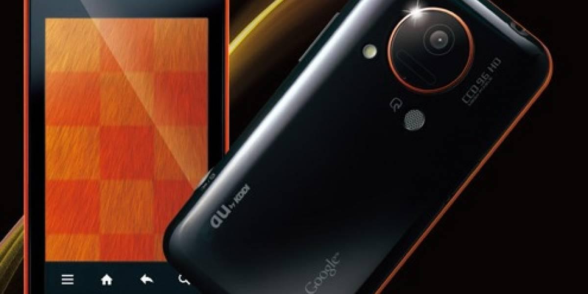 IS03, el nuevo Android de Sharp