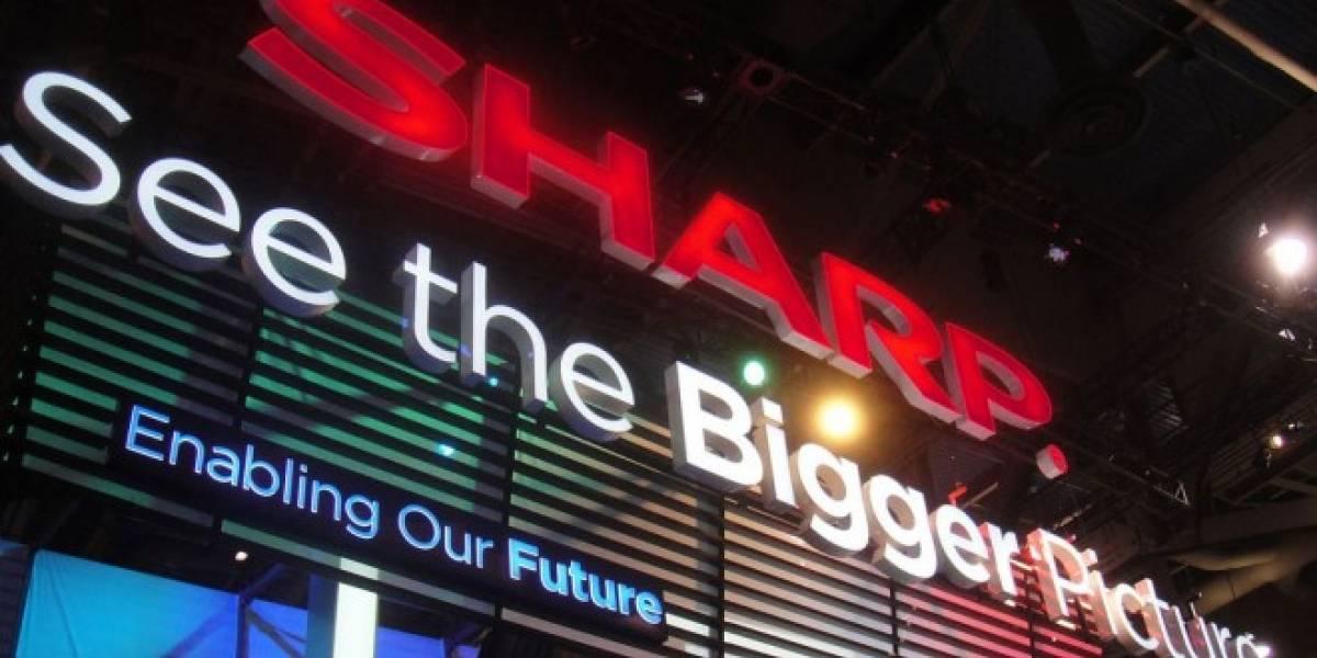 Sharp anuncia una pantalla 4K de 5,5 pulgadas