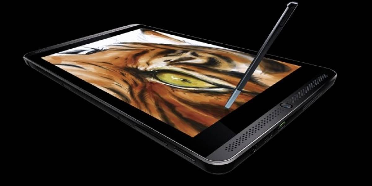NVIDIA pide a usuarios devolver las NVIDIA Shield Tablet por grave problema con su batería