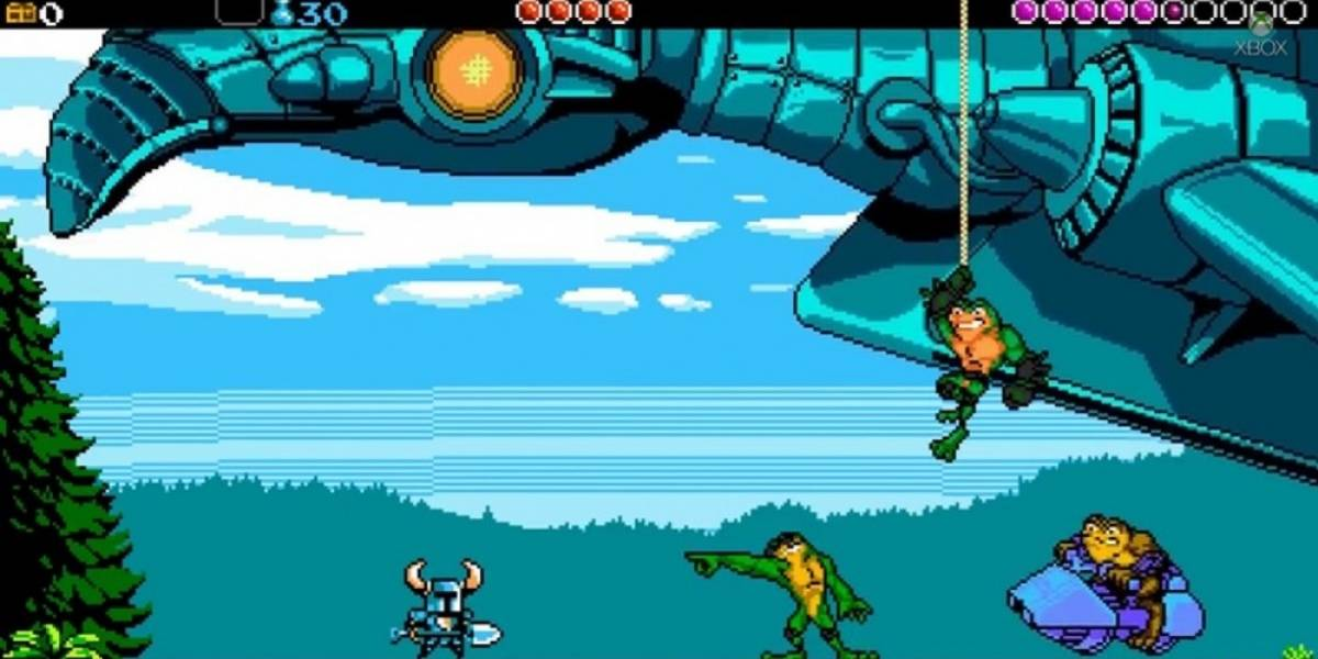 Battletoads de regreso en Xbox One junto a Shovel Knight #GDC2015