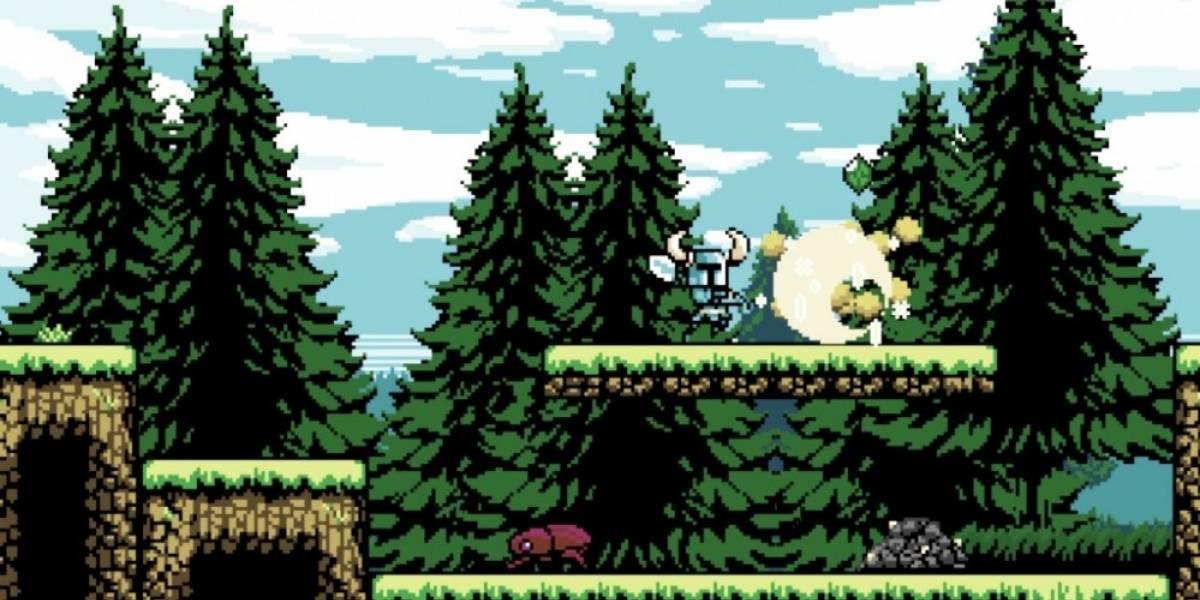 Shovel Knight se lanzará también en PS Vita