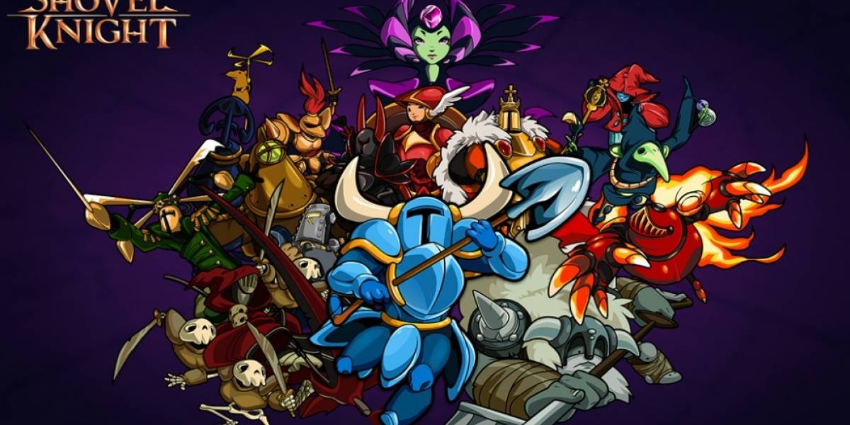 Shovel Knight llegará a Xbox One a fines de abril