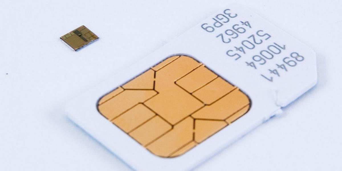 Apple quiere sus propias tarjetas SIM en el iPhone