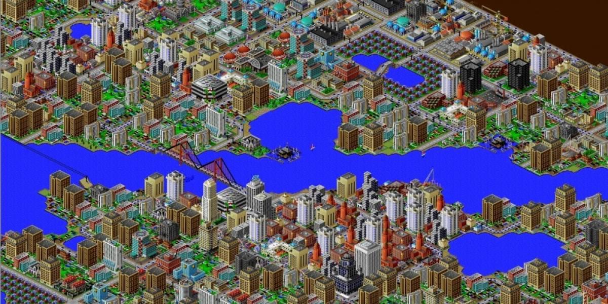 SimCity 2000, ¡gratis! en Origin