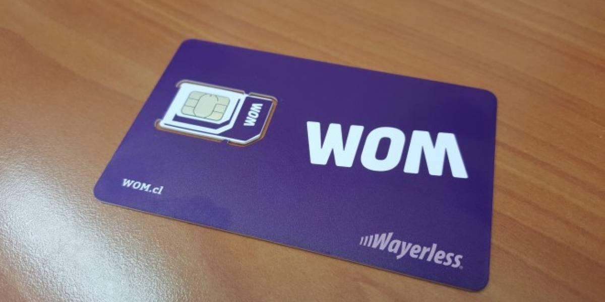 Clientes de WOM ahora pueden hacer roaming nacional con Claro Chile [Actualizado]