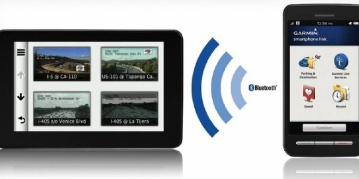 CES 2012: Garmin presenta nueva línea de GPS nüvi 3500 y app para Android