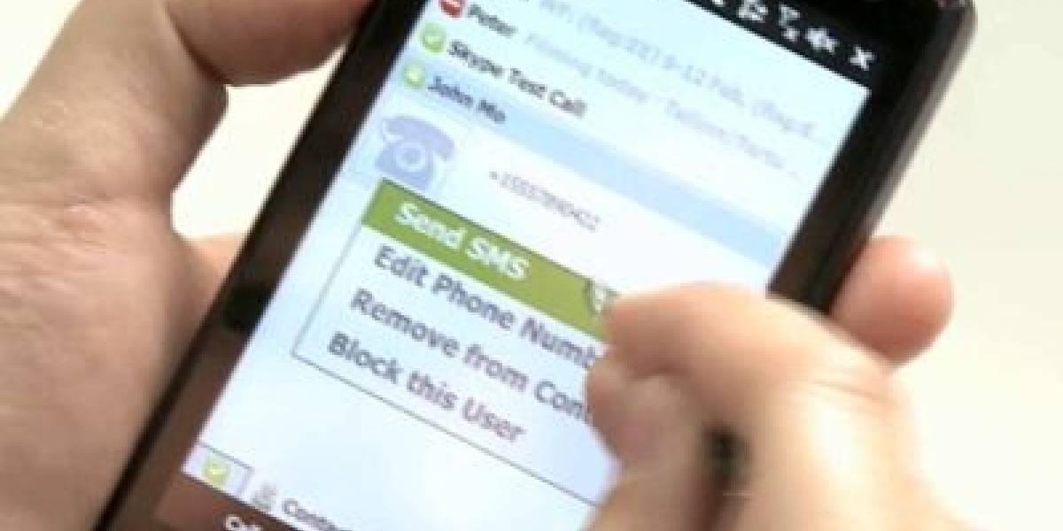 SMS y notas de voz con el futuro a cuestas