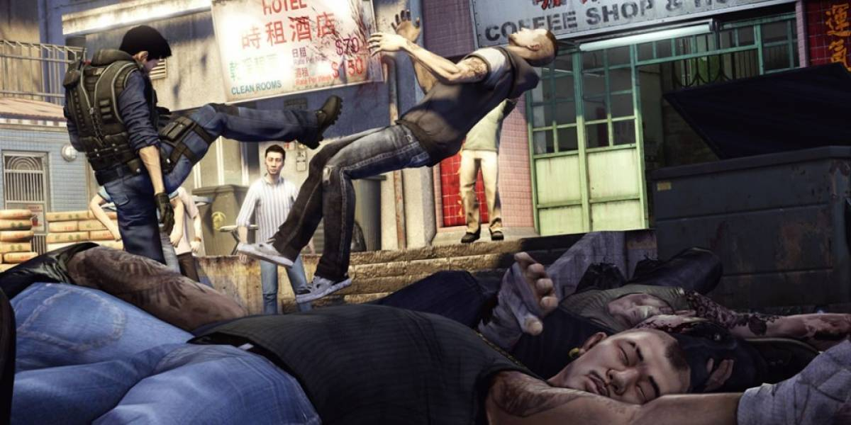 Así se ve Sleeping Dogs en PlayStation 4