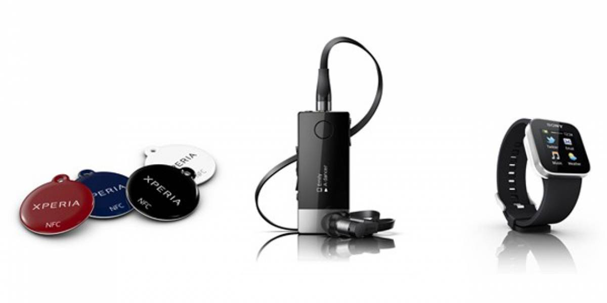 CES 2012: Sony lanza nuevos gadgets para la familia Xperia