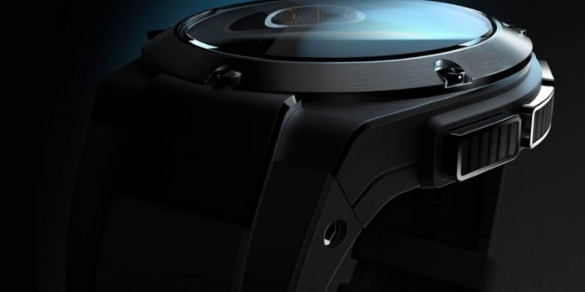 Samsung Gear A, un smartwatch con pantalla circular, 3G y llamadas