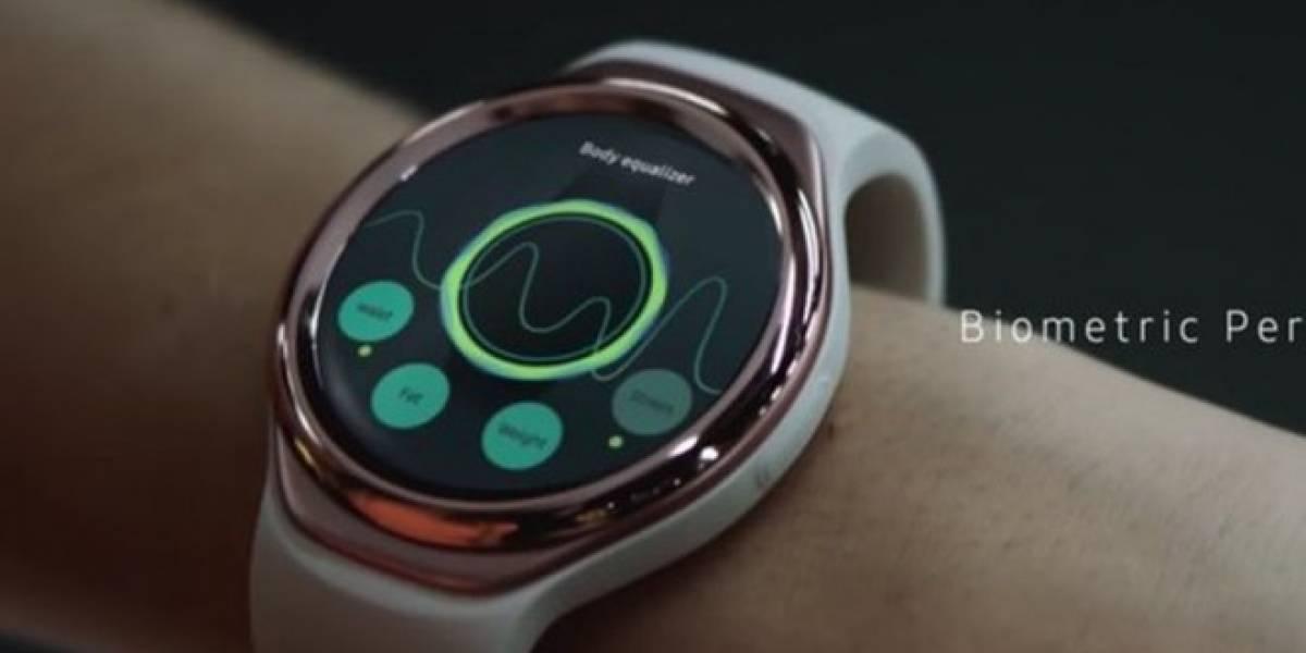 Revelan imágenes del próximo smartwatch deportivo de Samsung