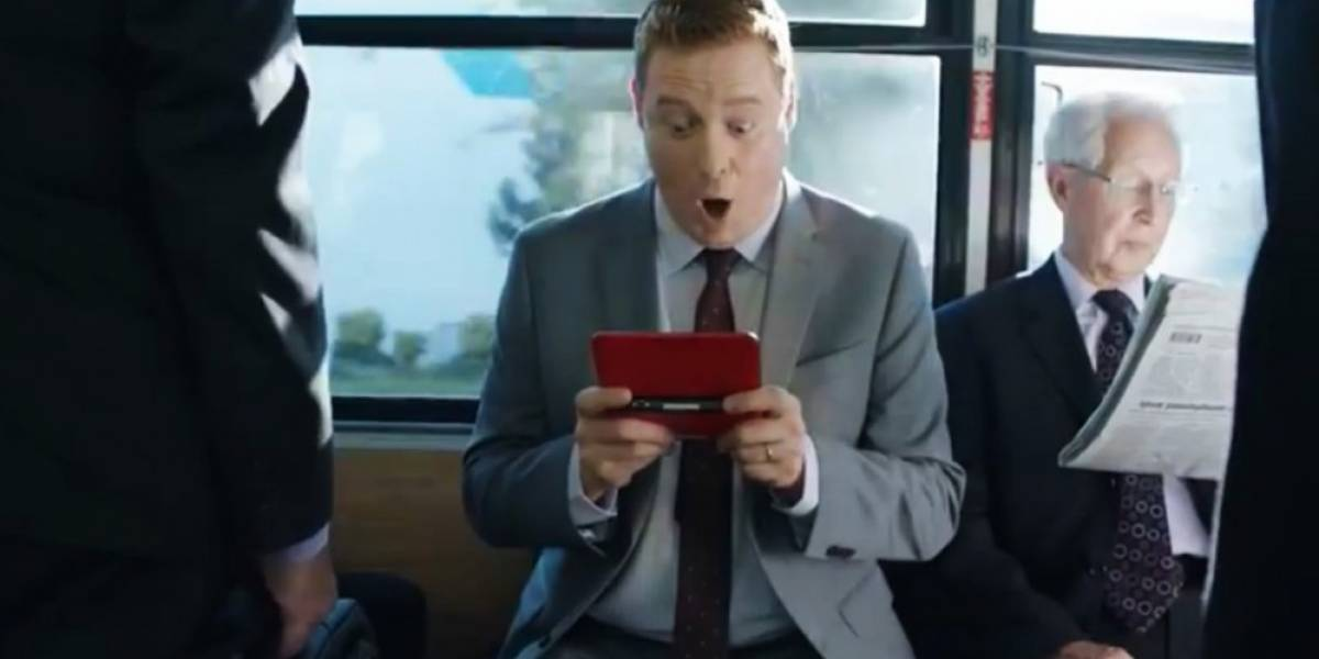 Así se promociona Super Smash Bros. 3DS en TV