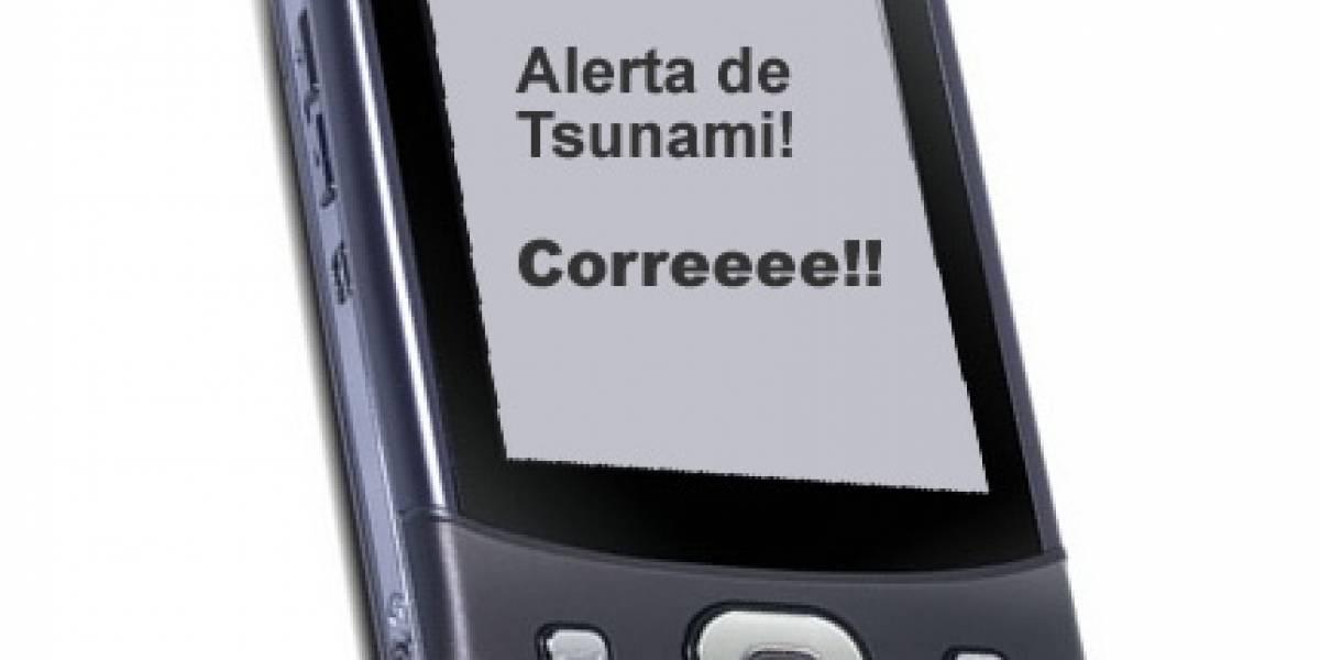 Chile: Congreso despacha ley que permite enviar SMS de emergencia