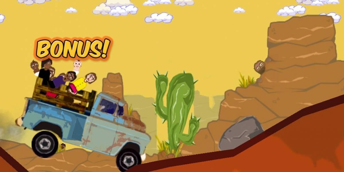 Polémico videojuego introduce inmigrantes como contrabando