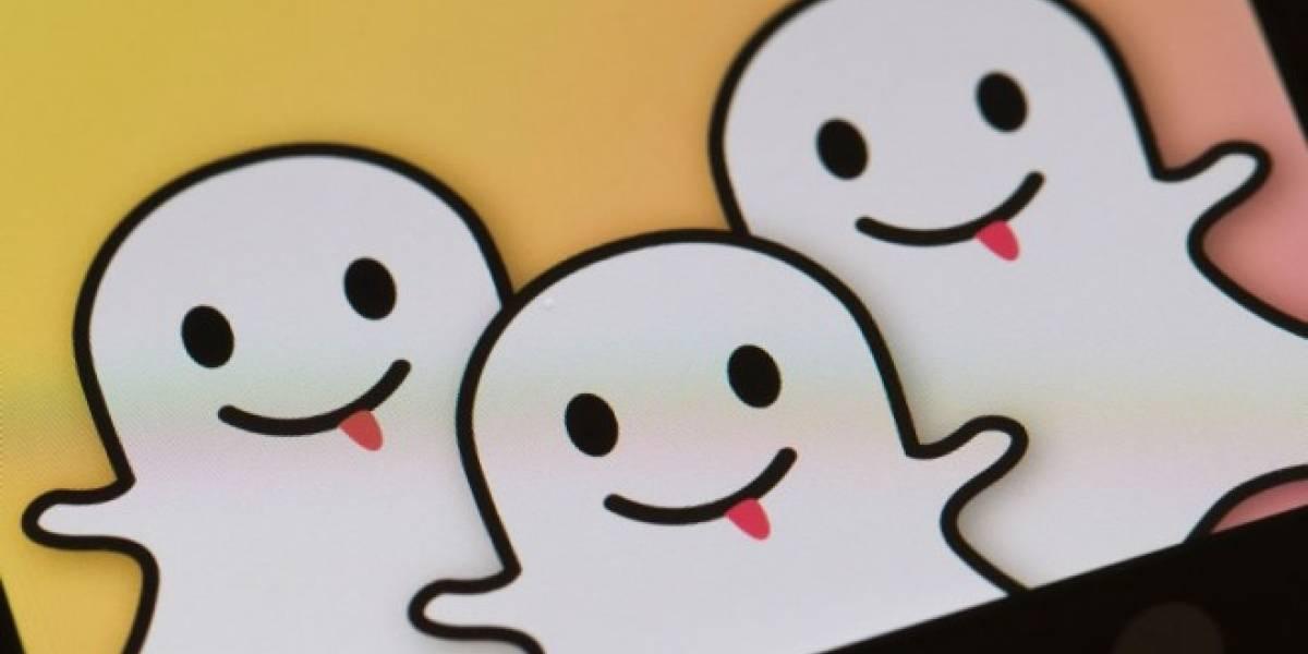 Snapchat sigue creciendo y supera a Twitter en usuarios diarios
